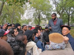 Speakers Corner - London