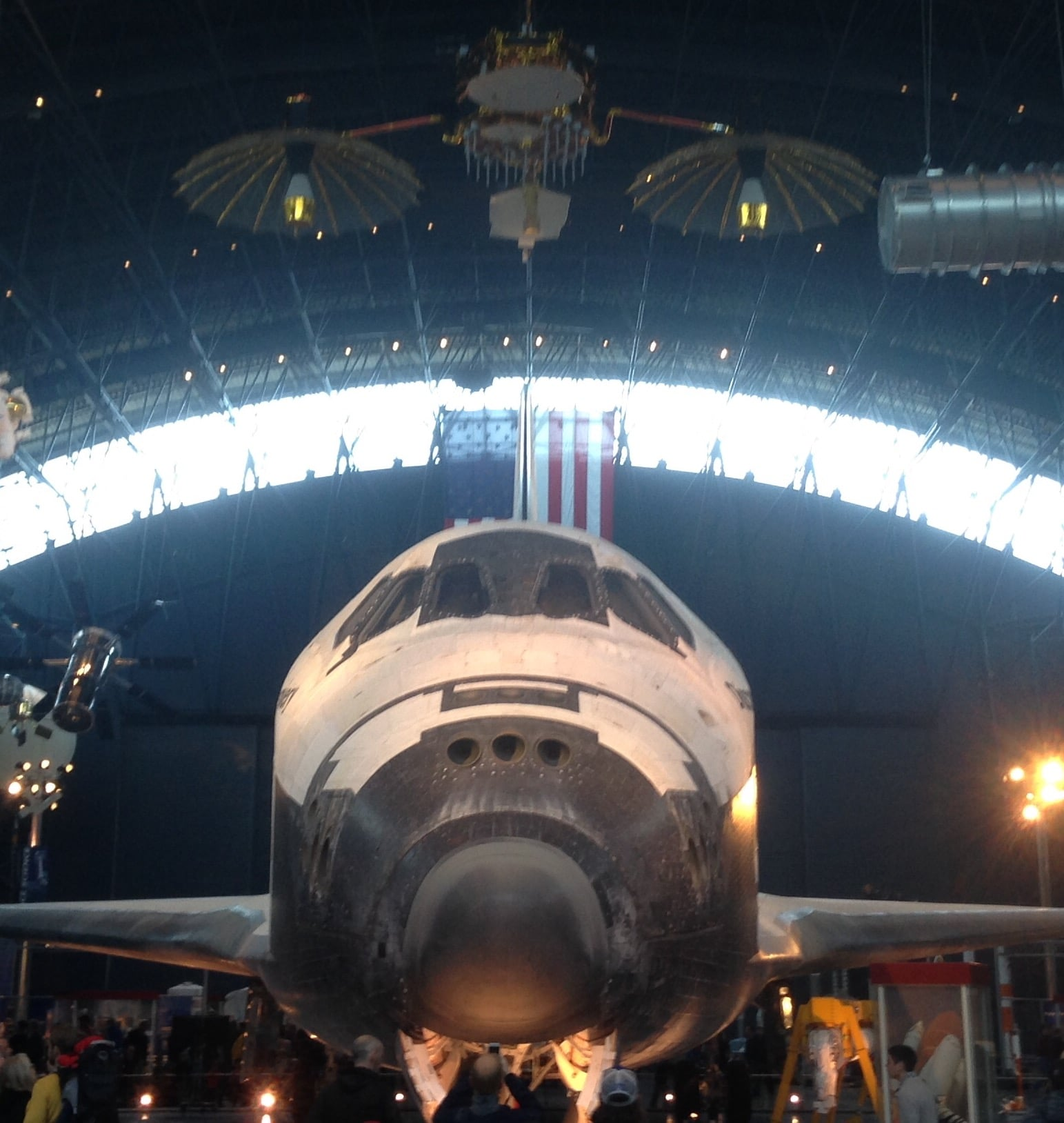 Space Shuttle Discovery - Rocket Ship